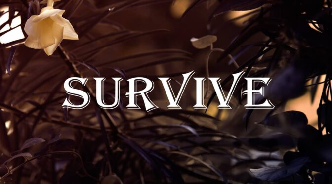 Survive Quote - by Kriti_Bhargava at photoclickclub (PCC_9976)