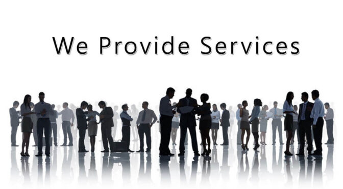 Services - by KritiBhargava